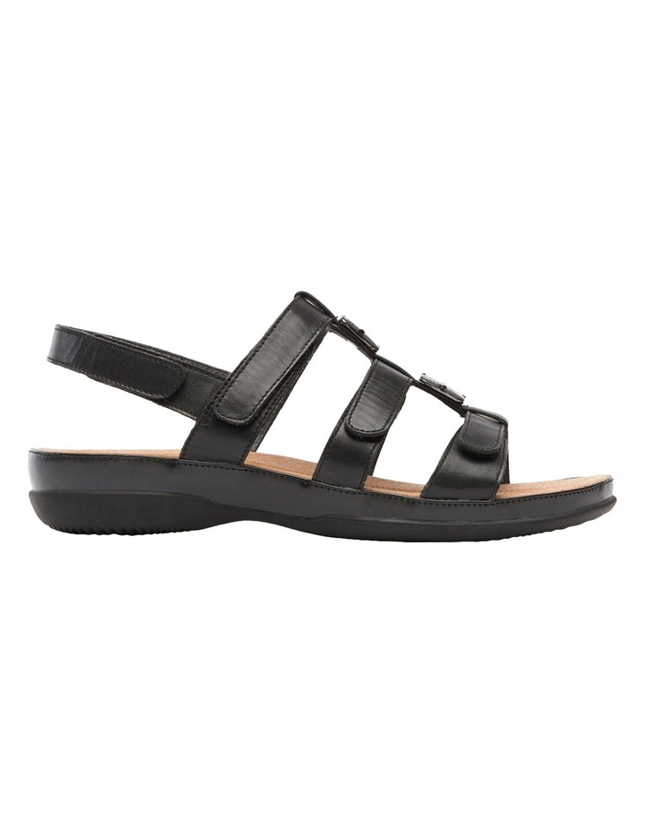 Sitara Black Sandal image 1