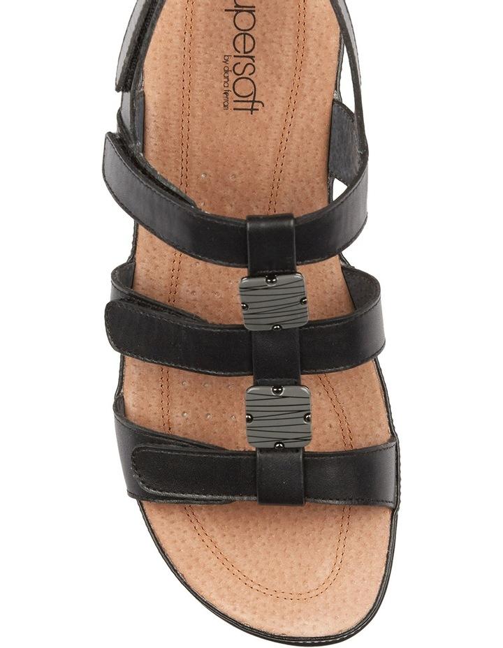 Sitara Black Sandal image 3