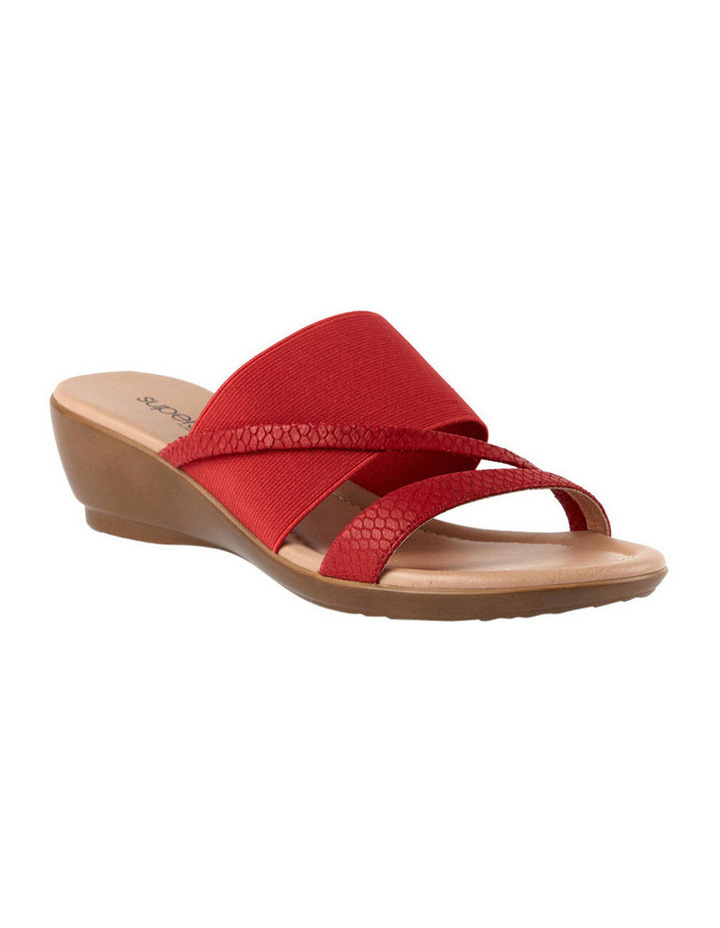 Penrose Fire Red Scale Sandal image 2