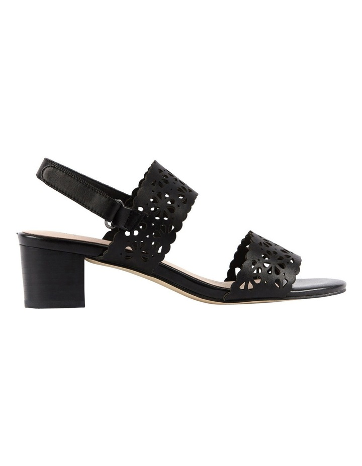 Supersoft by Diana Ferrari Cacey Black Sandal image 1