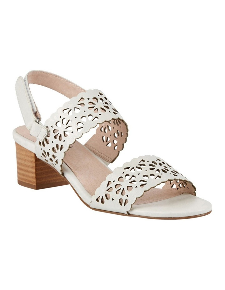 Supersoft by Diana Ferrari Cacey Ivory Sandal image 2