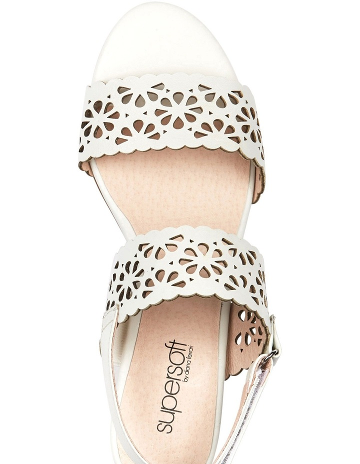 Supersoft by Diana Ferrari Cacey Ivory Sandal image 3