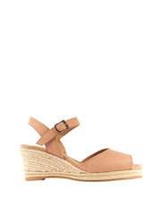 Supersoft by Diana Ferrari - Talulah Peach Sandal