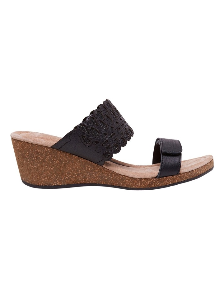 Bellamy Black Sandal image 1