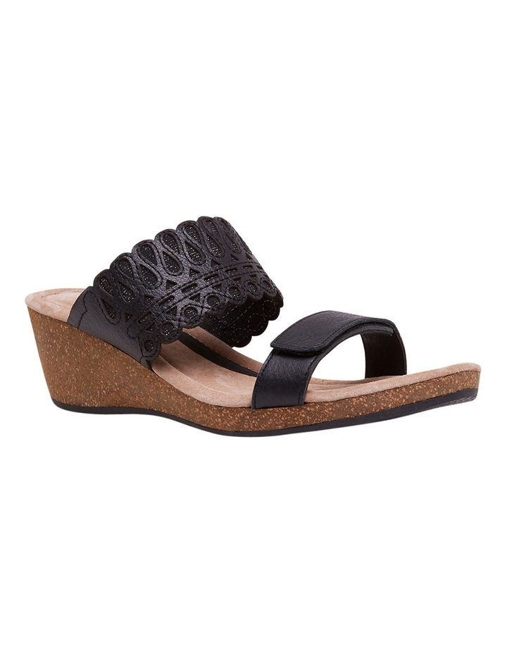 Bellamy Black Sandal image 3