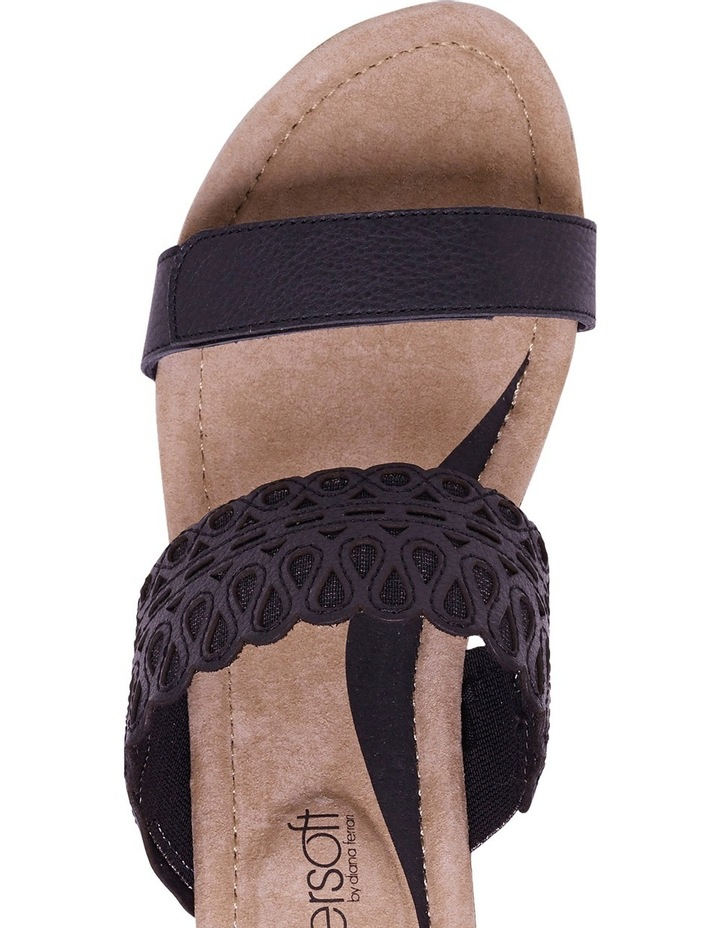 Bellamy Black Sandal image 7