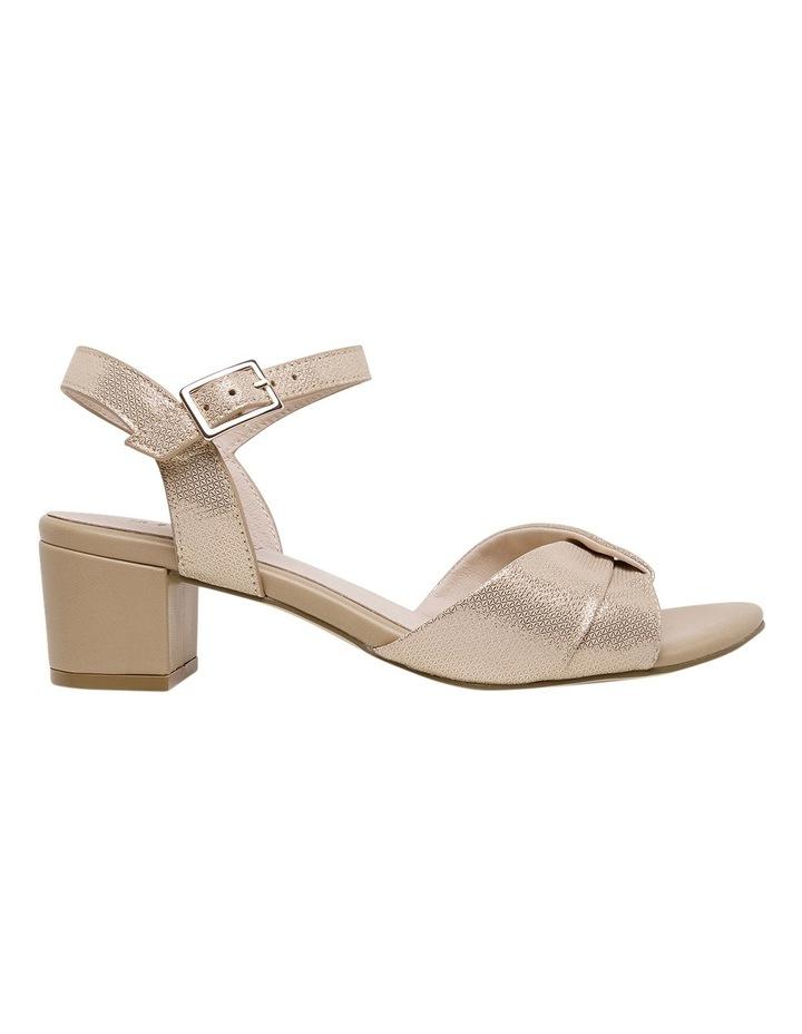 cleantha-blush-metallic-sandal by supersoft-by-diana-ferrari