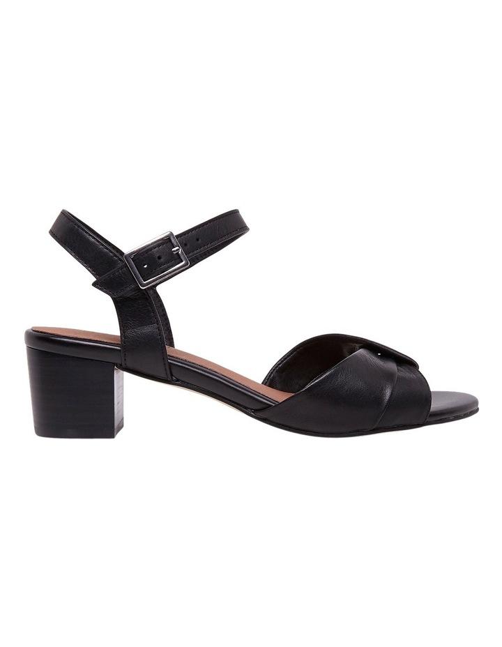 Cleantha 2 Black Sandal image 1