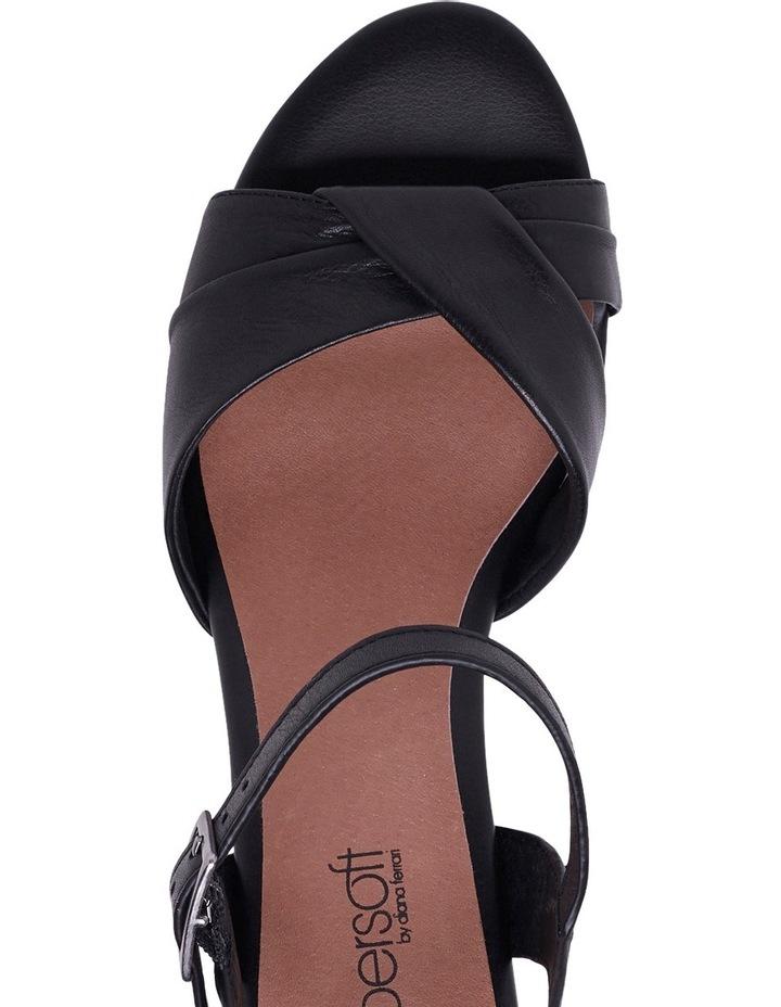 Cleantha 2 Black Sandal image 7