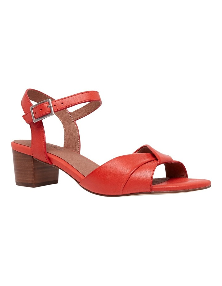 Cleantha 2 Coral Sandal image 3
