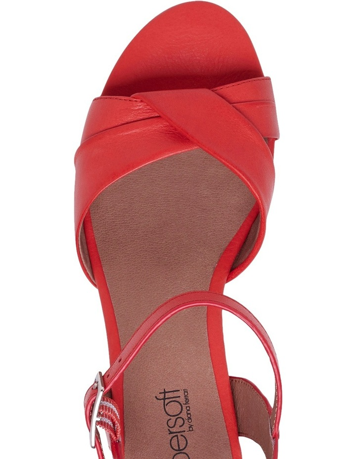 Cleantha 2 Coral Sandal image 7