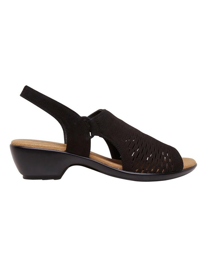 Debs Black Sandal image 1