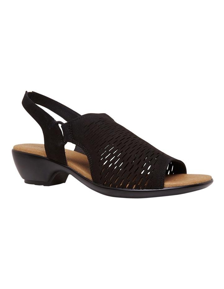 Debs Black Sandal image 2