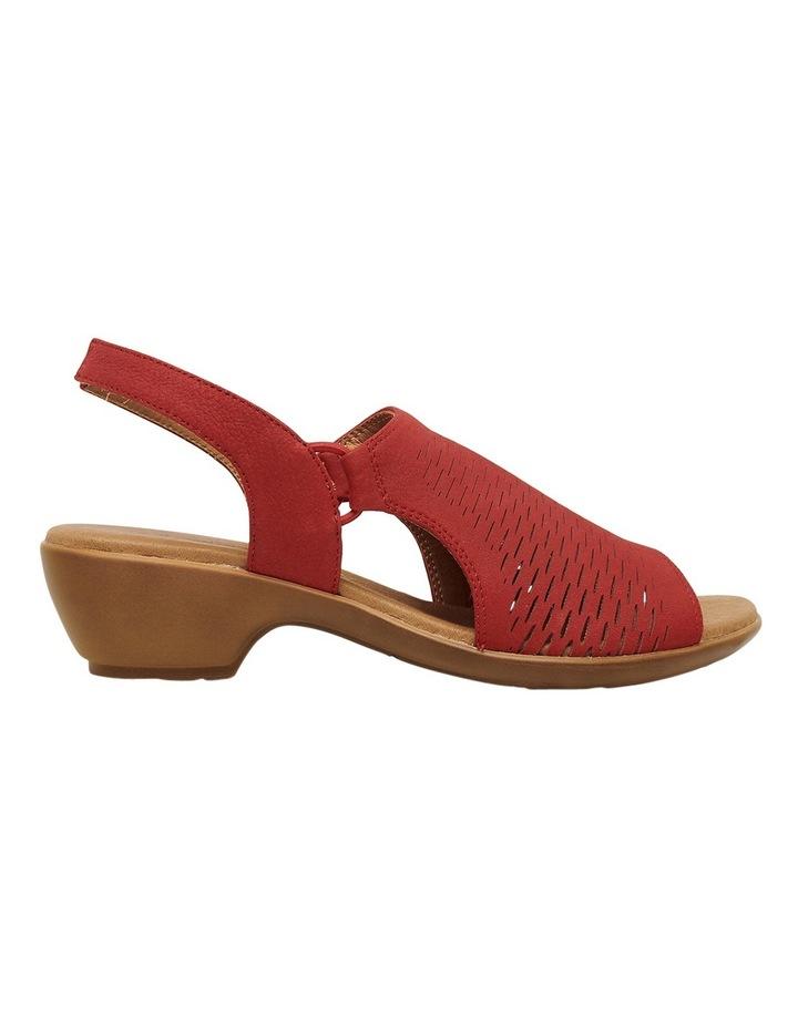 Debs Red Sandal image 1