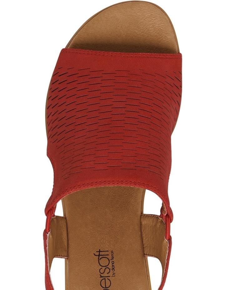 Debs Red Sandal image 4