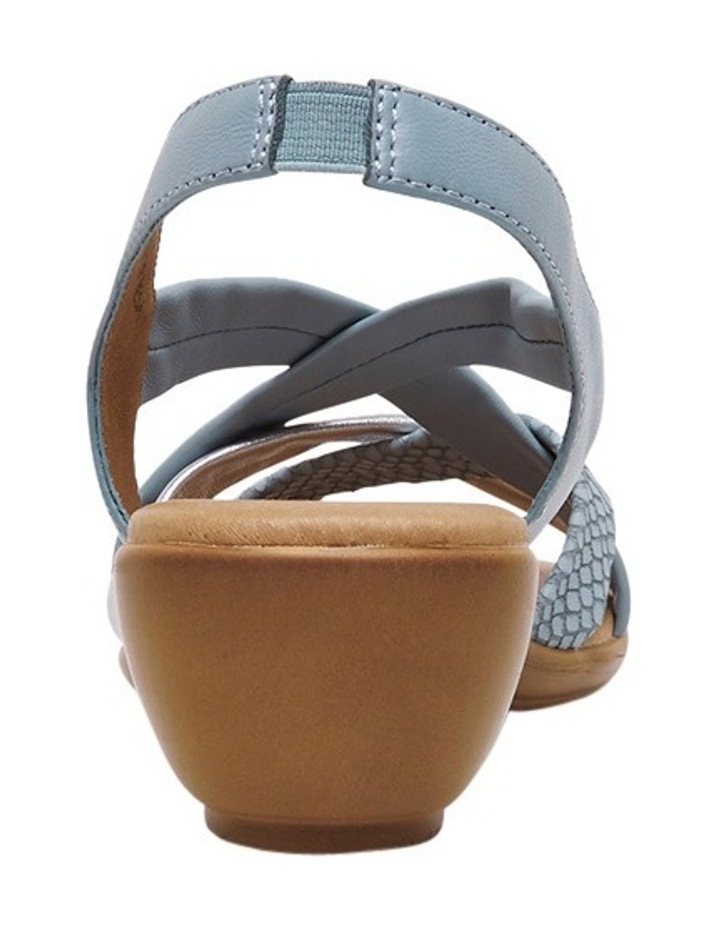 Demala Sky Blue Multi Sandal image 3