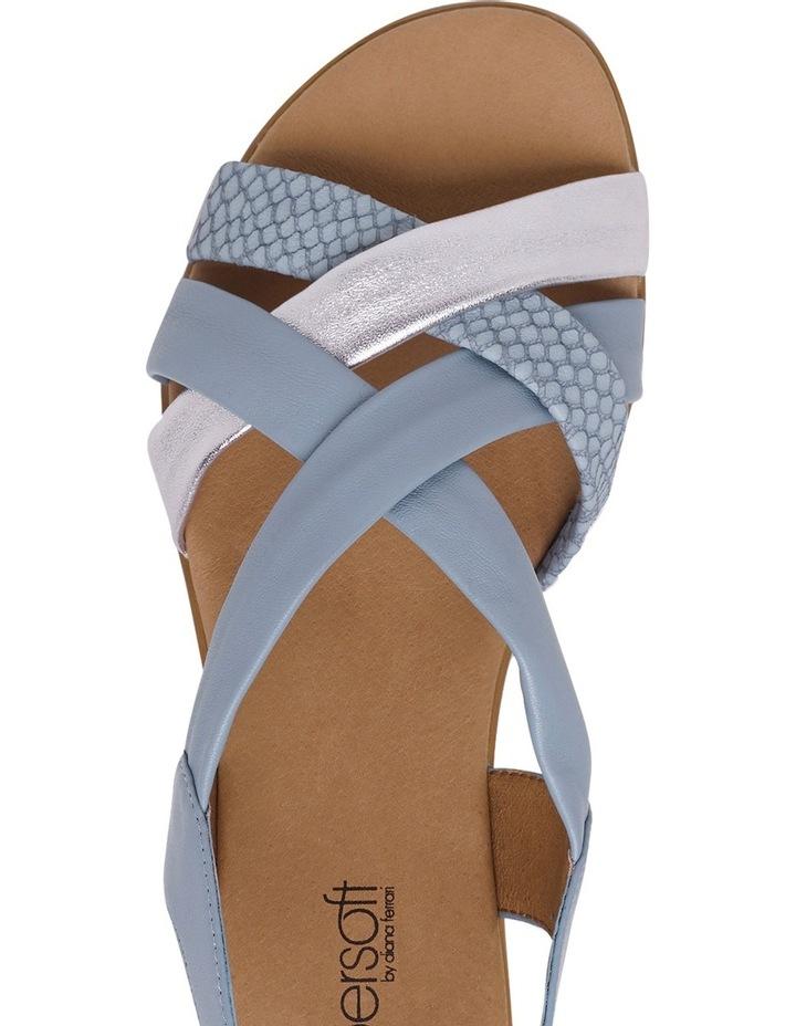 Demala Sky Blue Multi Sandal image 4