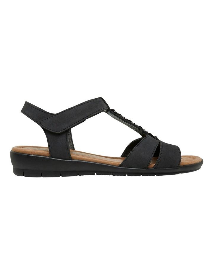 Ferraro Charcoal Nap Sandal image 1