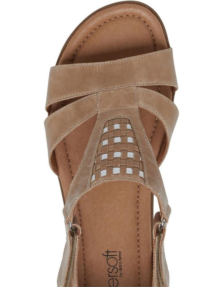 Flinders Taupe Sandal image 7