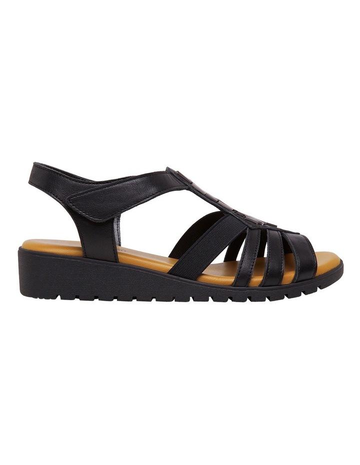 Hutchins Black Sandal image 1