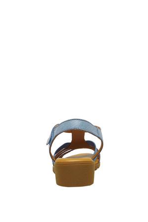 D.F.Supersoft - Hutchins Light Denim Sandal