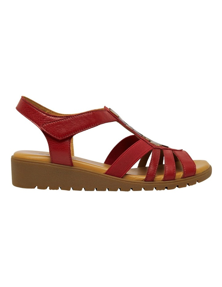 Hutchins Red Sandal image 1