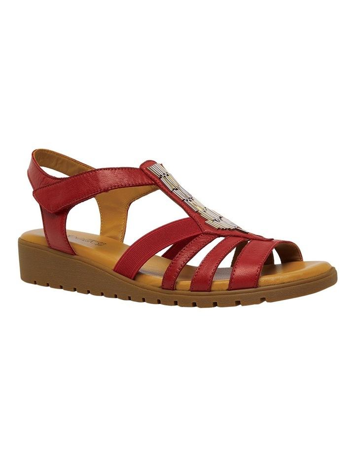 Hutchins Red Sandal image 2