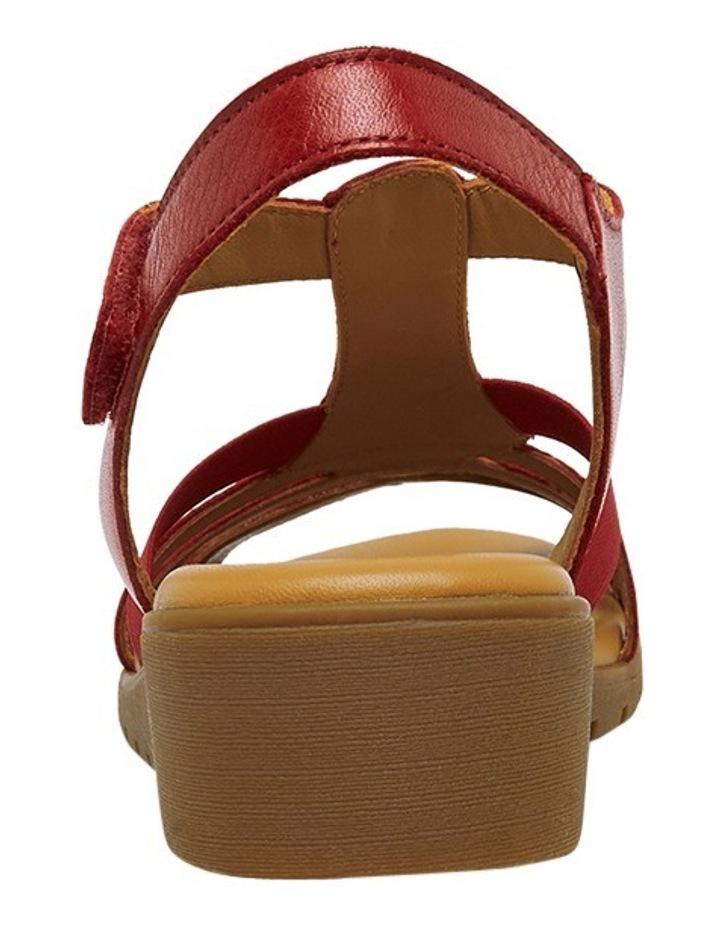 Hutchins Red Sandal image 3