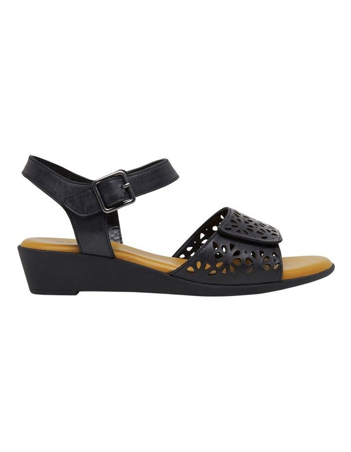Ibelia Black Sandal image 1