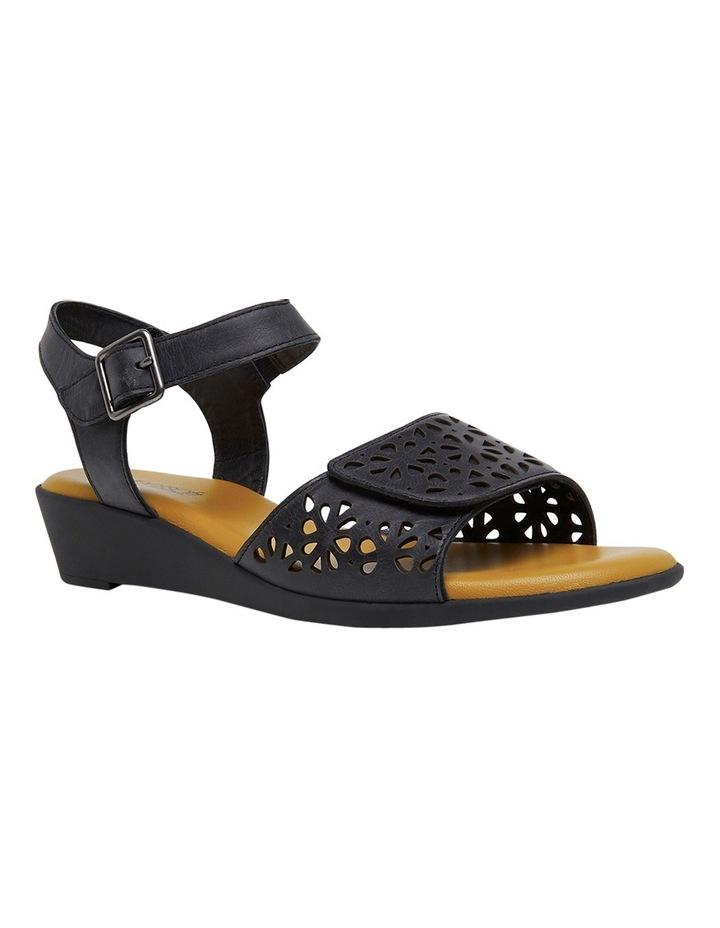 Ibelia Black Sandal image 2