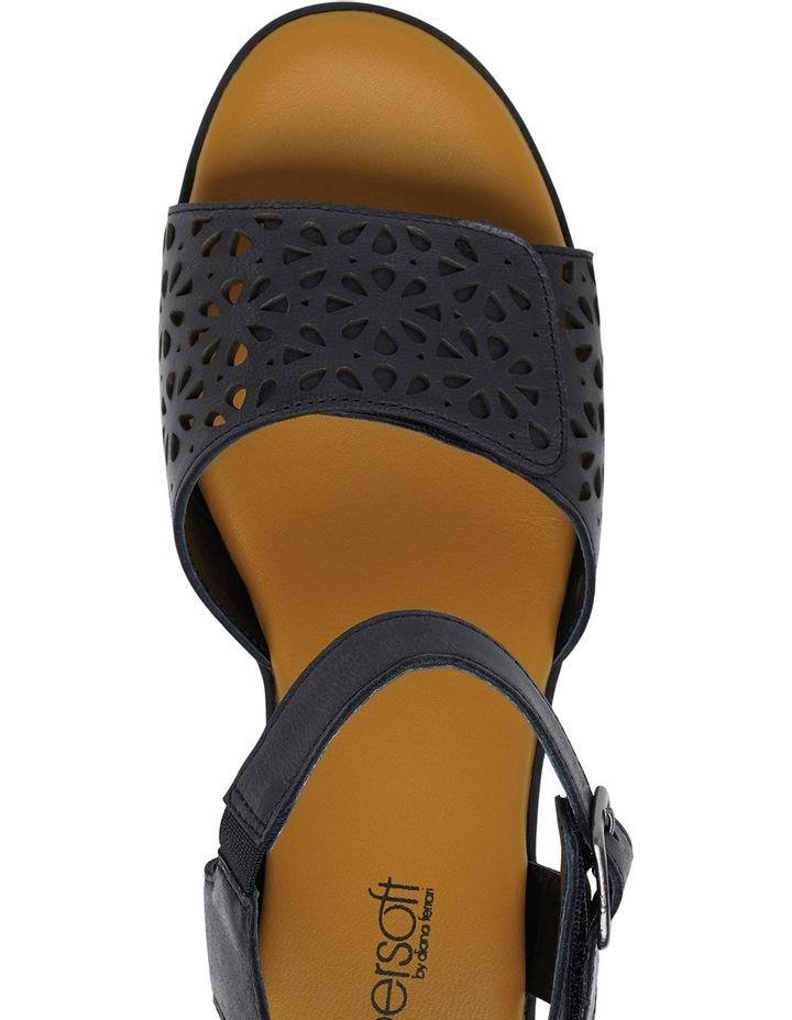 Ibelia Black Sandal image 4