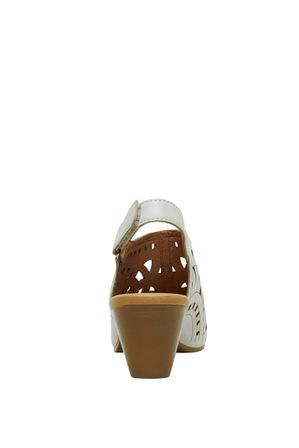 D.F.Supersoft - Iverson Ivory Sandal