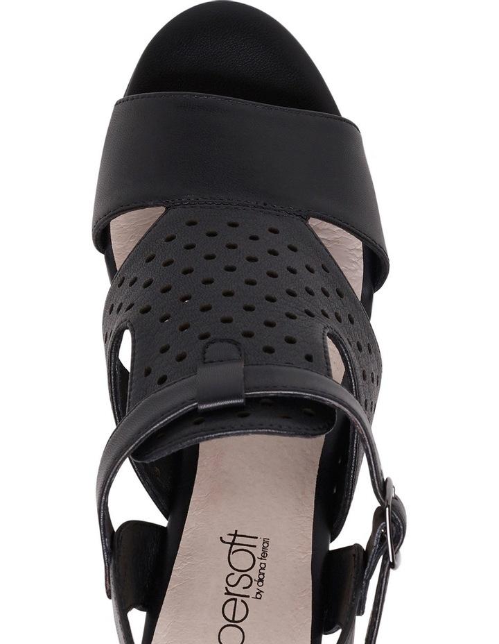 Norris Black Sandal image 7