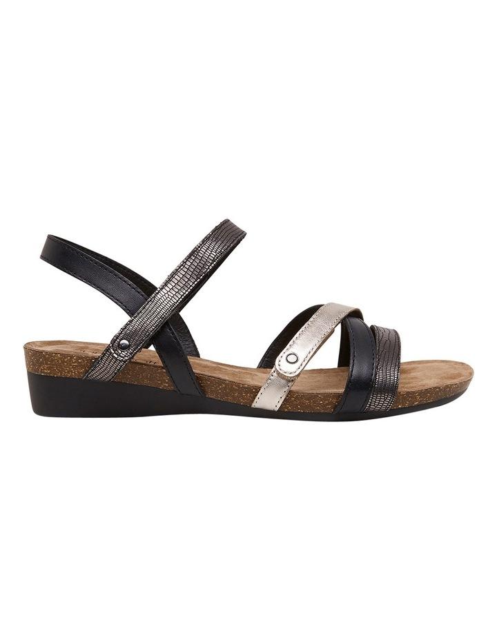 Queisha Black Multi Sandal image 2