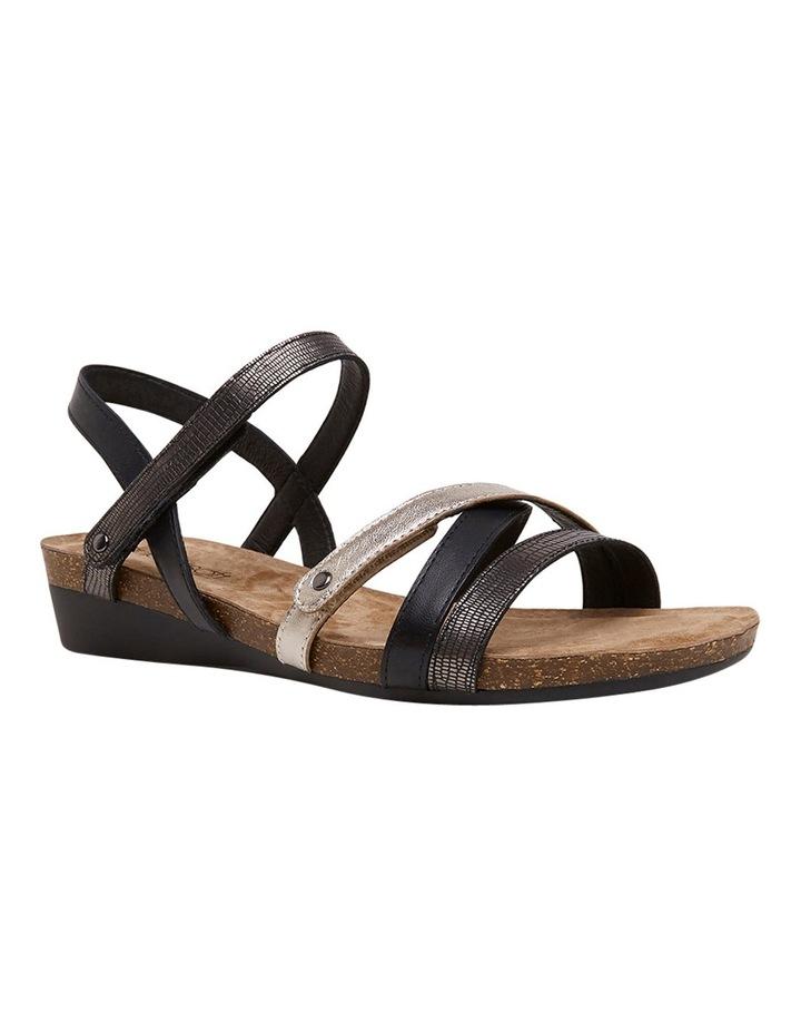 Queisha Black Multi Sandal image 4