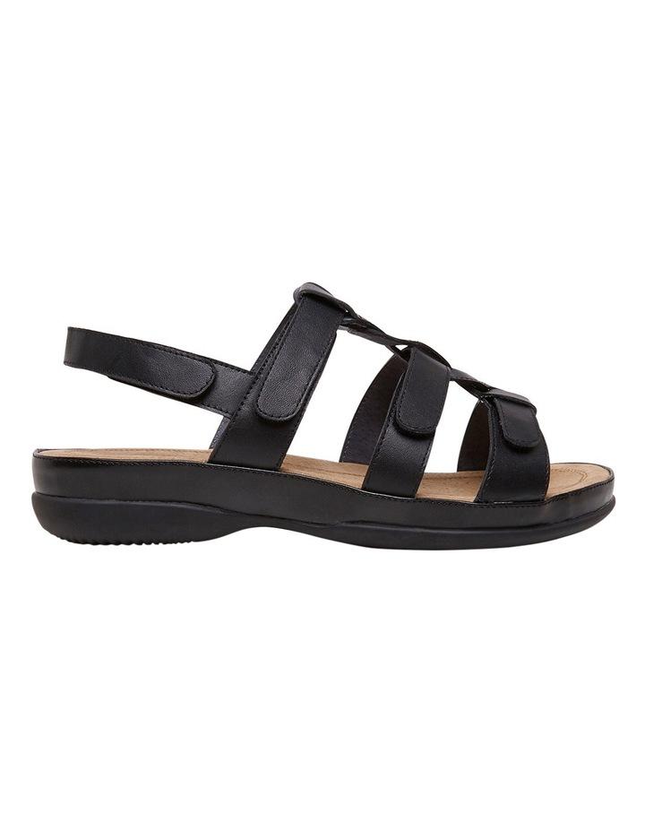 Samwell Black Sandal image 1
