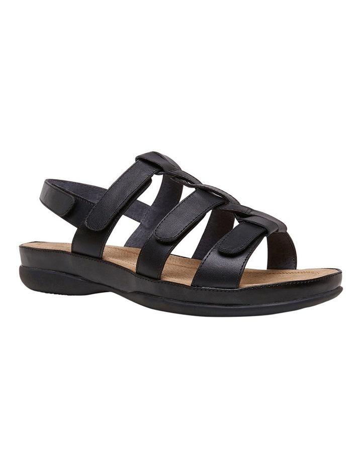 Samwell Black Sandal image 3