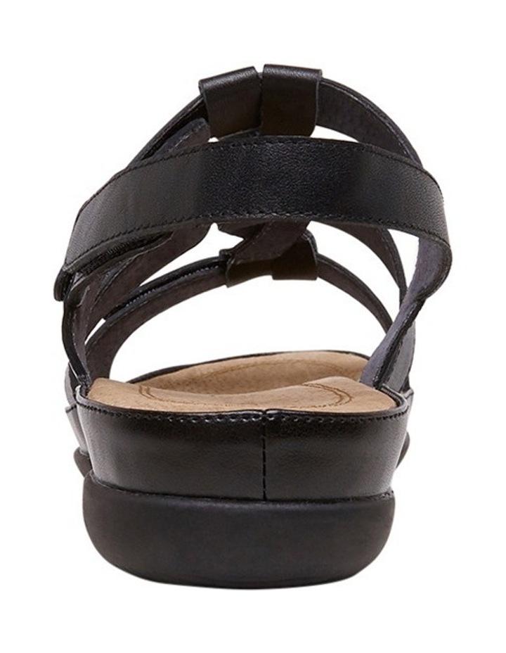 Samwell Black Sandal image 5