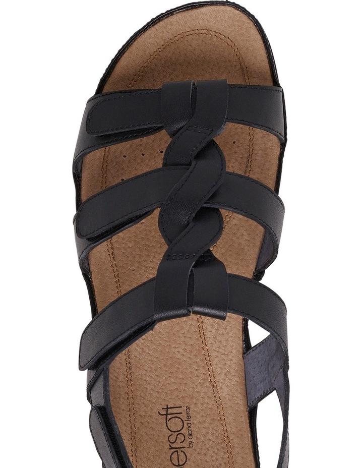 Samwell Black Sandal image 7