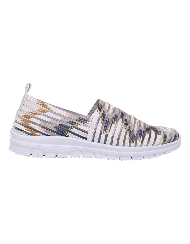 Camero Pink Floral Sneaker image 1