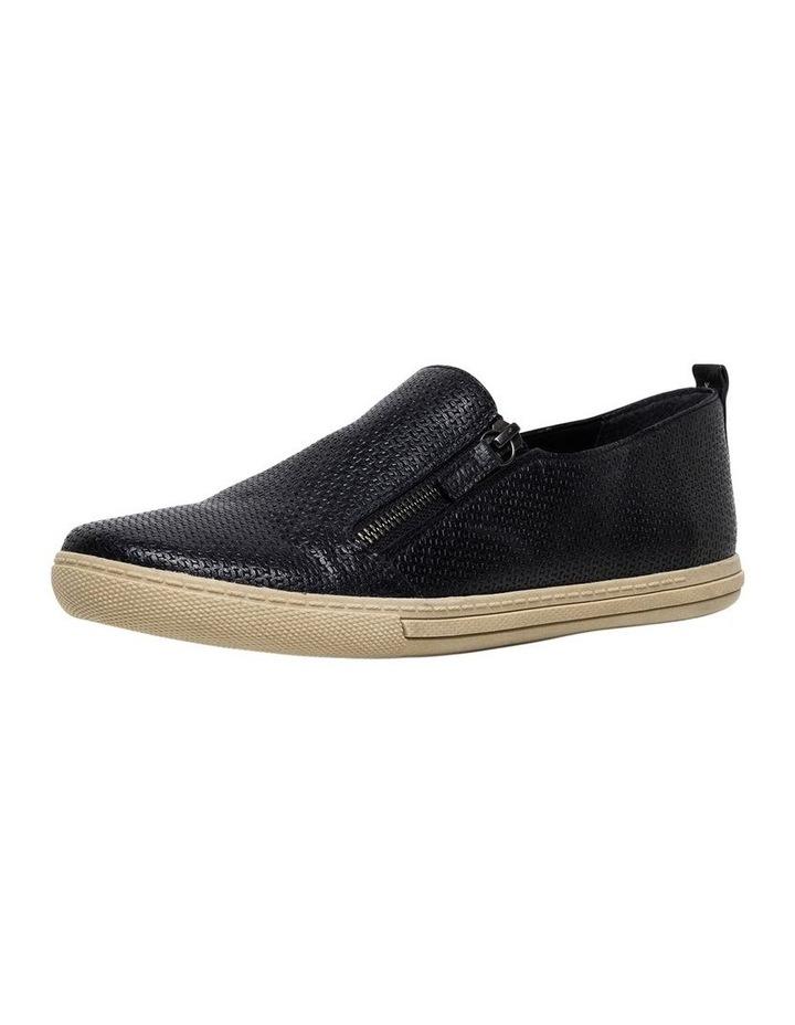 Supersoft Aldis Black Sneaker image 1