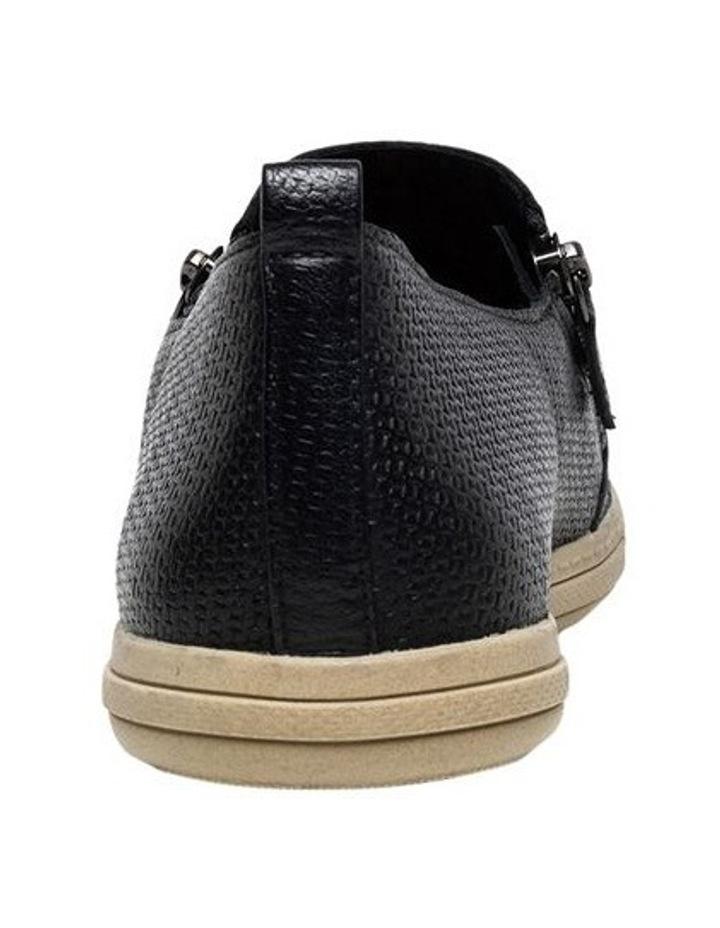 Supersoft Aldis Black Sneaker image 3