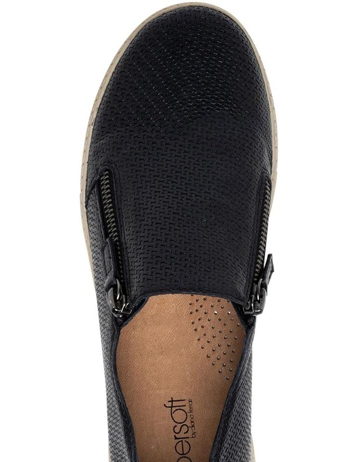 Supersoft Aldis Black Sneaker image 4