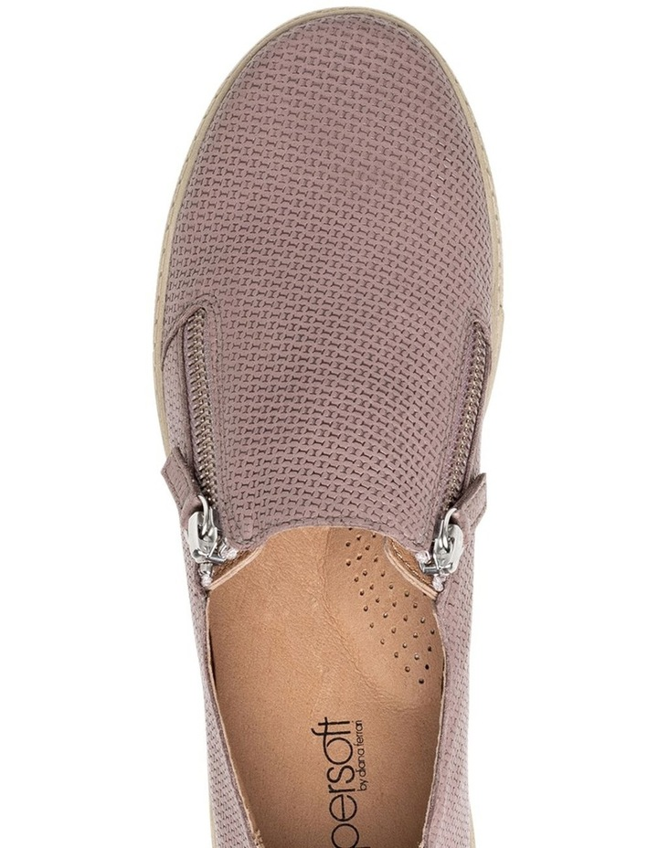 Supersoft Aldis Dusty Mauve Sneaker image 4