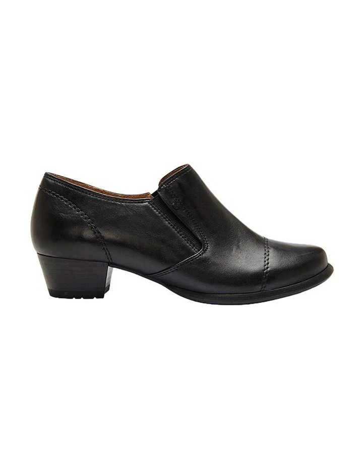 Downtown Black Glove Bootie Style image 1
