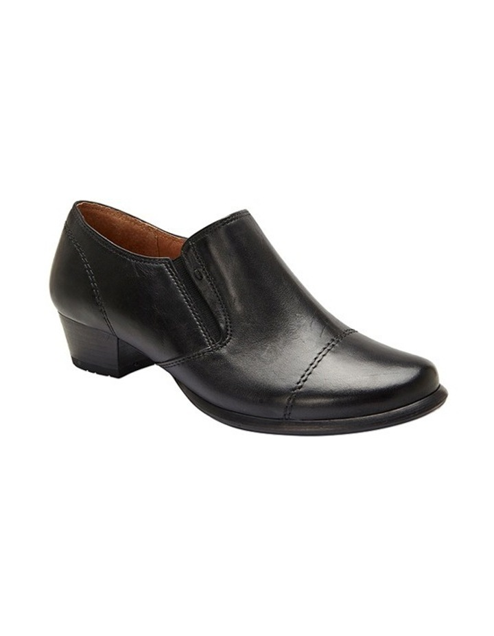 Downtown Black Glove Bootie Style image 2
