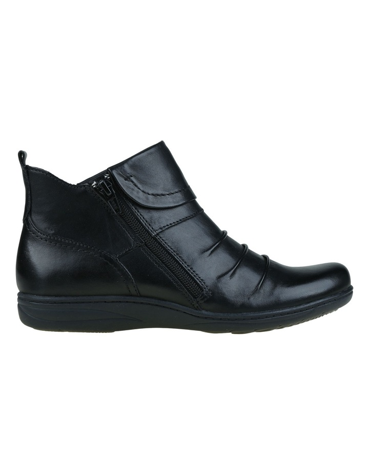 Ripple Black Boot image 1