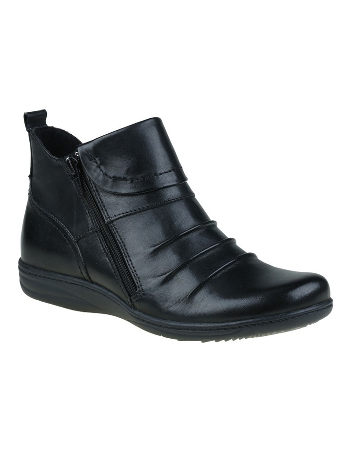 Ripple Black Boot image 2