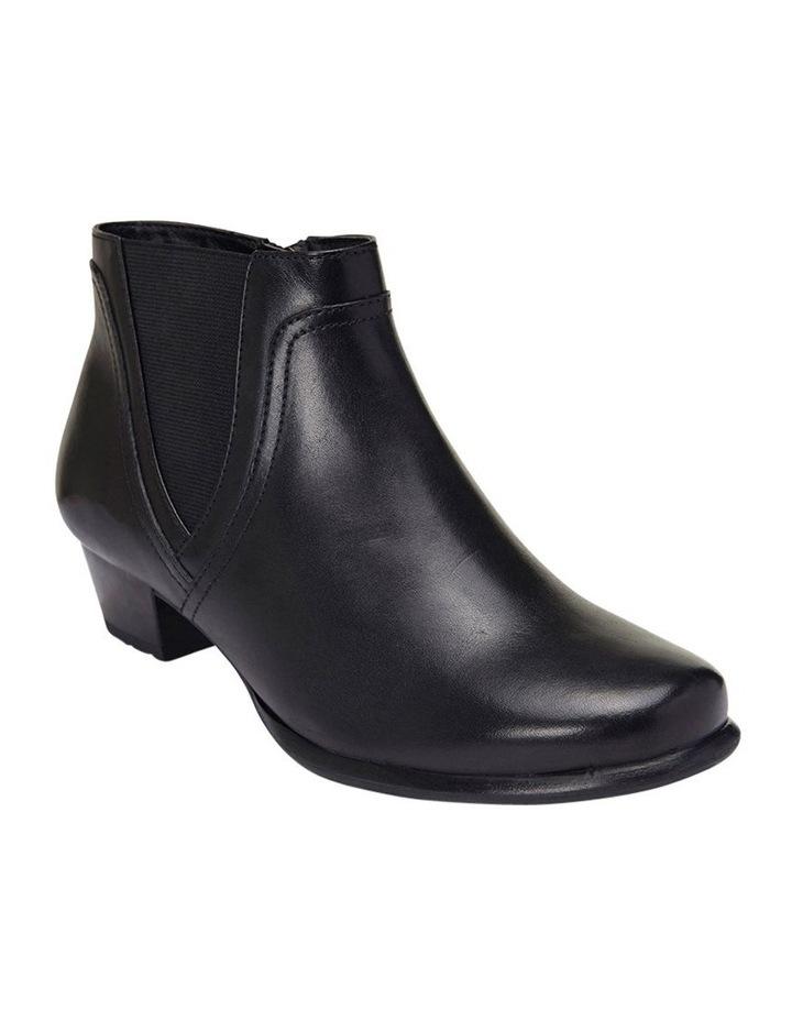 Dion Black Glove Boot image 3