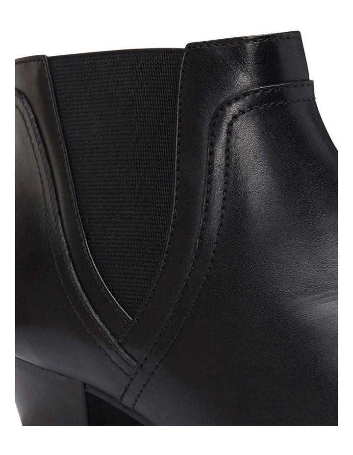 Dion Black Glove Boot image 5